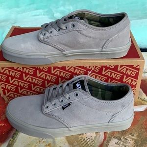 VANS ATWOOD CAMO ALLOY/DRIZZLE Mens